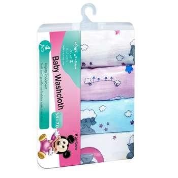 خشک کن کودک رینبو مدل  Elephant بسته 4 عددی