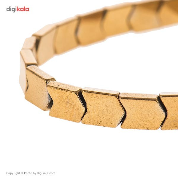 دستبند سنگی جی دبلیو ال مدل HD-16116