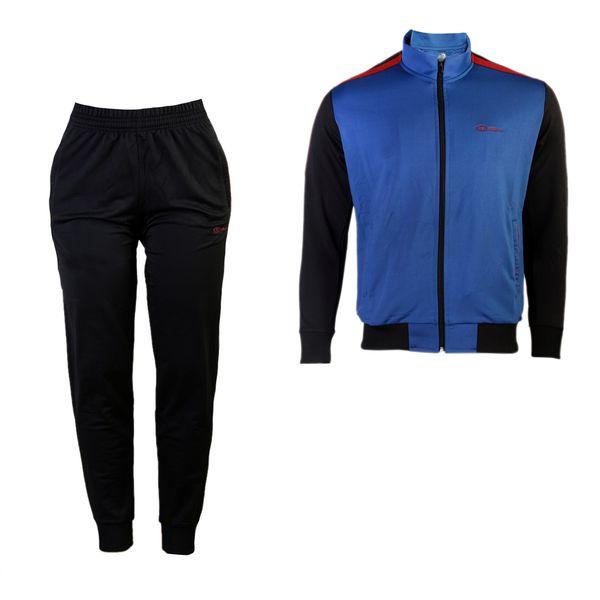 ست گرمکن و شلوار ورزشی مردانه مدل 0189-01 غیر اصل