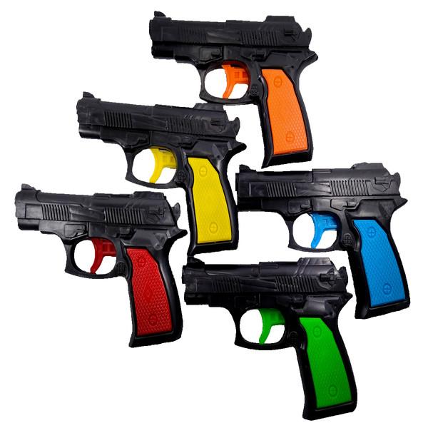 تفنگ بازی مدل K22 مجموعه 5 عددی