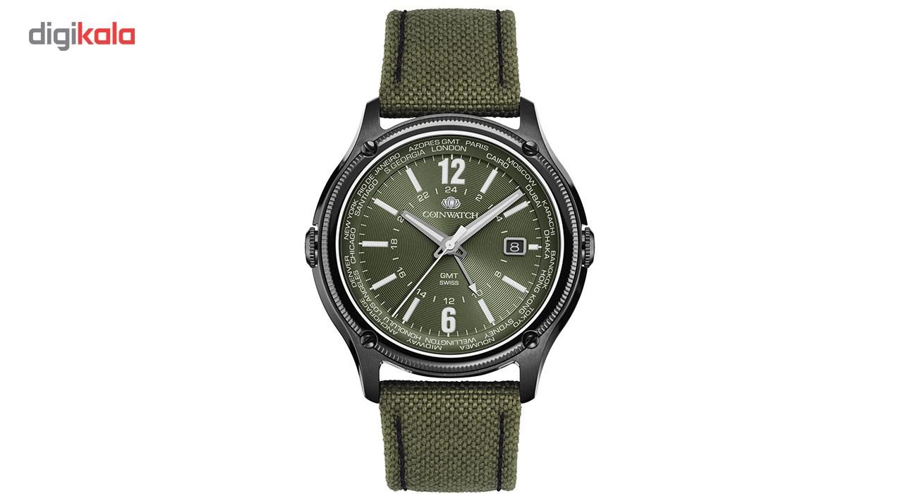 خرید ساعت مچی عقربه ای مردانه کوین واچ مدل C161BGN تولید محدود