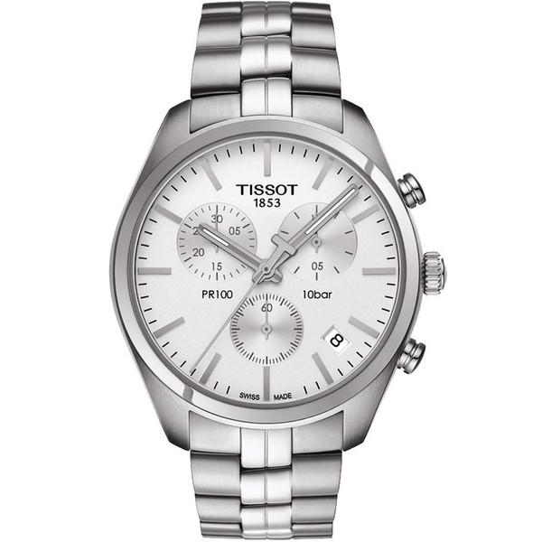 ساعت مچی عقربهای مردانه تیسوت مدل T101.417.11.031.00