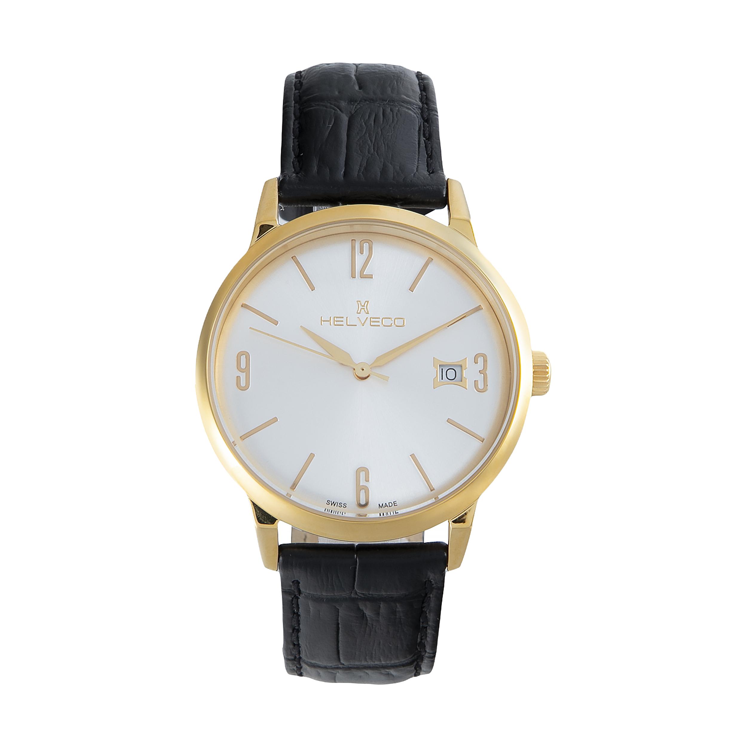 ساعت مچی عقربه ای مردانه هلویکو مدل H12041 AA