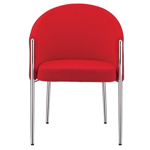 صندلی اداری نیلپر مدل SH505x چرمی