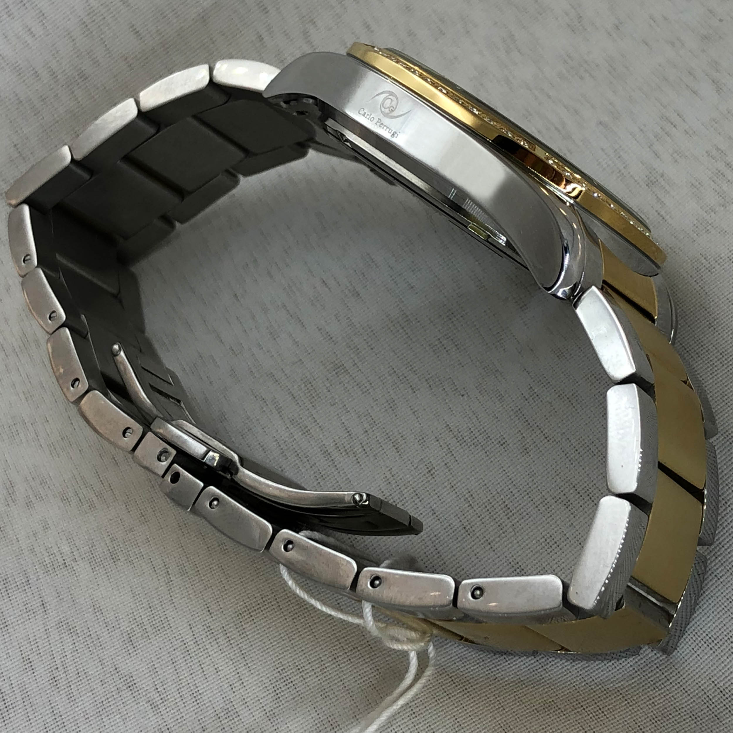 ساعت مچی عقربهای مردانه کارلو پروجی مدل SL140