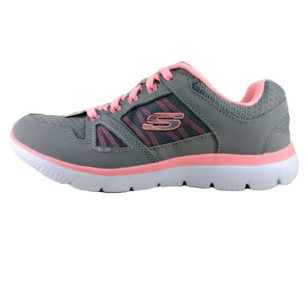 کفش پیاده روی زنانه اسکچرز مدل 12997GYCL