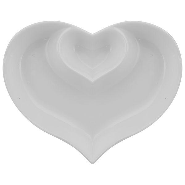 سالاد خوری طرح قلب مدل gj_155