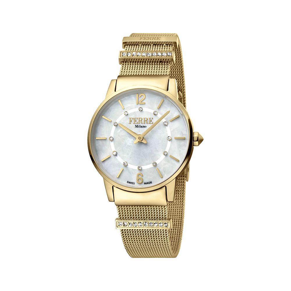 ساعت مچی عقربه ای زنانه فره میلانو مدل FM1L102M0211 -  - 2