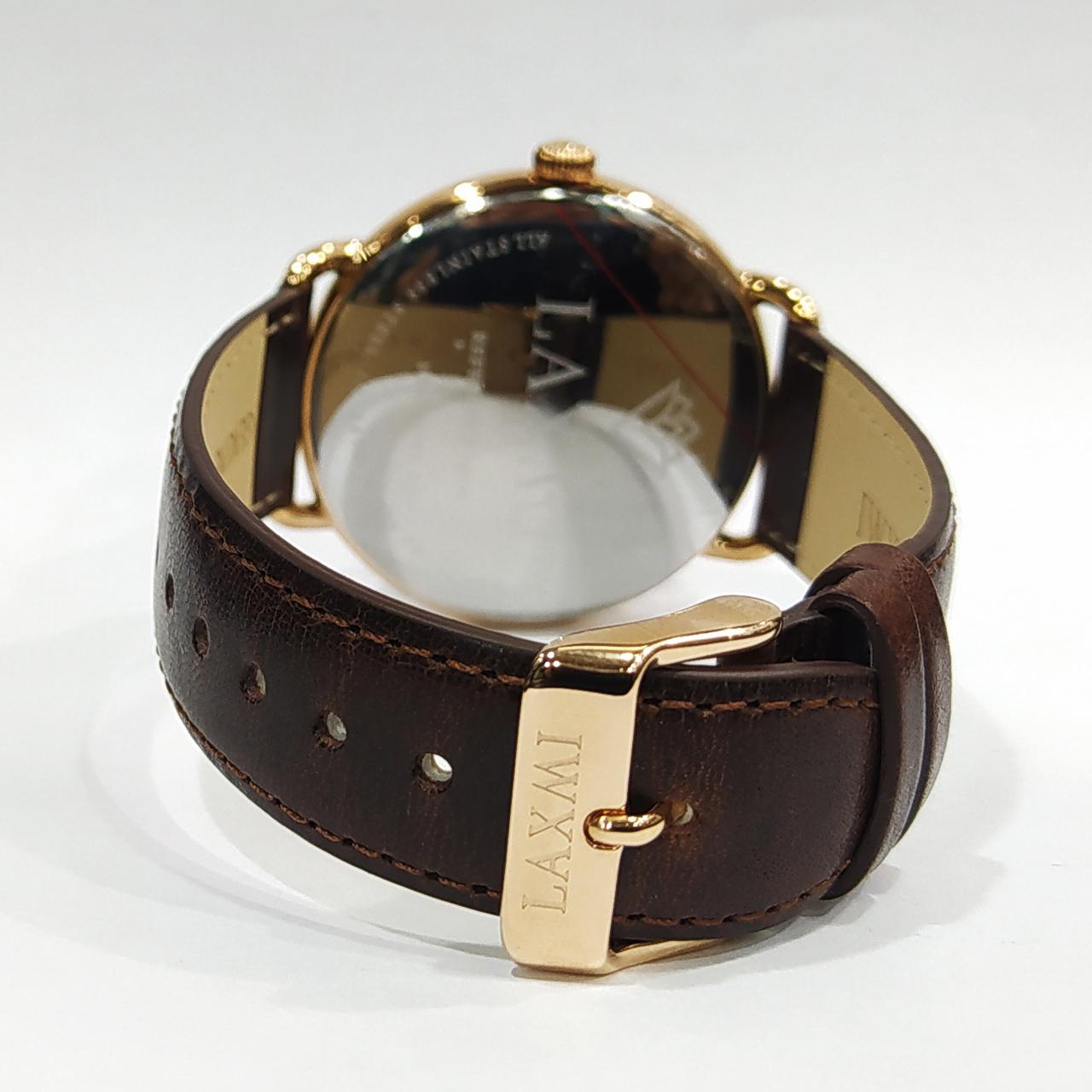 ساعت مچی عقربهای مردانه لاکسمی مدل 3-8096