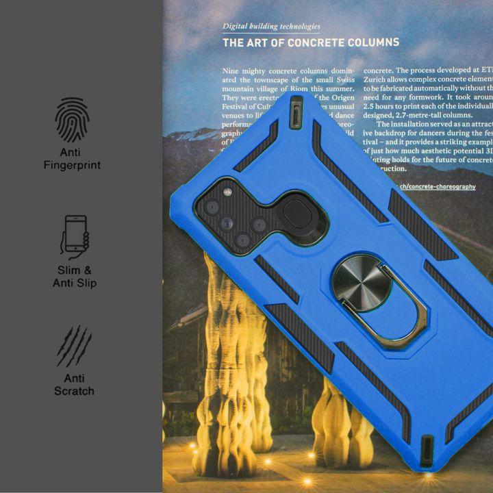 کاور ژنرال مدل DCR21 مناسب برای گوشی موبایل سامسونگ Galaxy A21s thumb 2 11