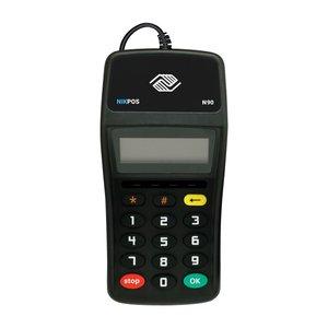 دستگاه ذخیره ساز شماره تماس مشتریان نیک پوز مدل N90