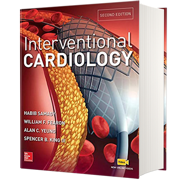کتاب Interventional Cardiology اثر جمعی از نویسندگان انتشارات مک گرا هیل