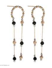 گوشواره طلا 18 عیار زنانه سیودو مدل 145839 -  - 3