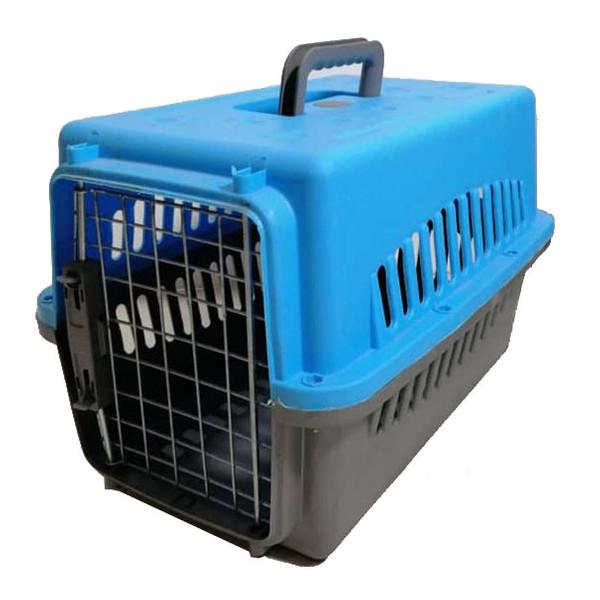 باکس حمل و نقل سگ و گربه بیلاودپت طرح رد پا سگ