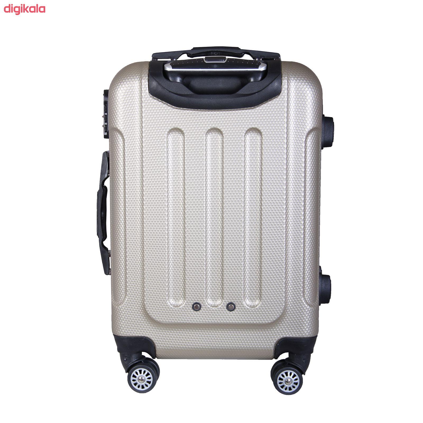 مجموعه چهار عددی چمدان اسپرت من مدل NS001 main 1 19