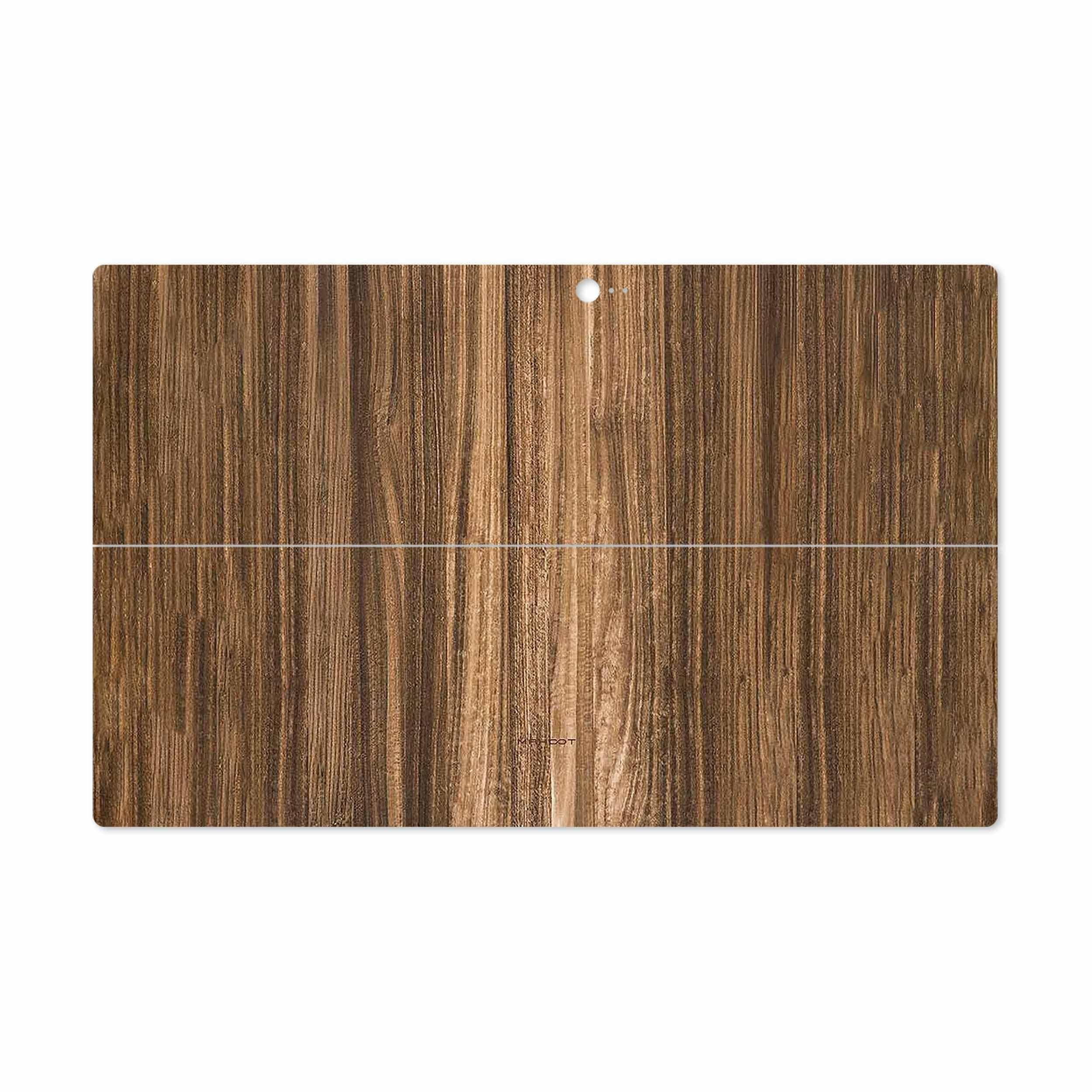 بررسی و خرید [با تخفیف]                                     برچسب پوششی ماهوت مدل Light Walnut Wood مناسب برای تبلت مایکروسافت Surface 2 RT 2013                             اورجینال