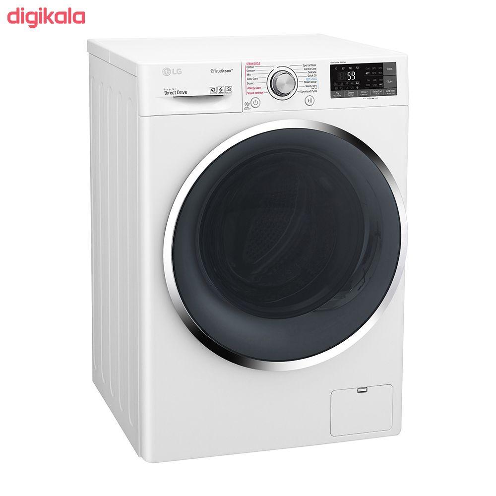 ماشین لباسشویی ال جی مدل WM-966SW ظرفیت 9 کیلوگرم main 1 2