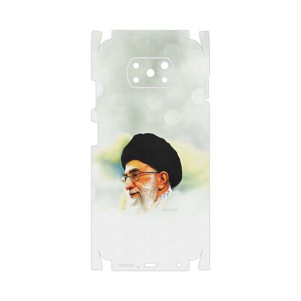 برچسب پوششی ماهوت مدل Khamenei-FullSkin مناسب برای گوشی موبایل شیائومی Poco X3 NFC