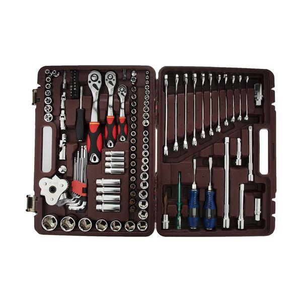 مجموعه 121 عددی ابزار اسرانوی مدل A1-121A