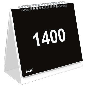 تقویم رومیزیسال 1400  مستر راد مدل endar 2021 کد s20