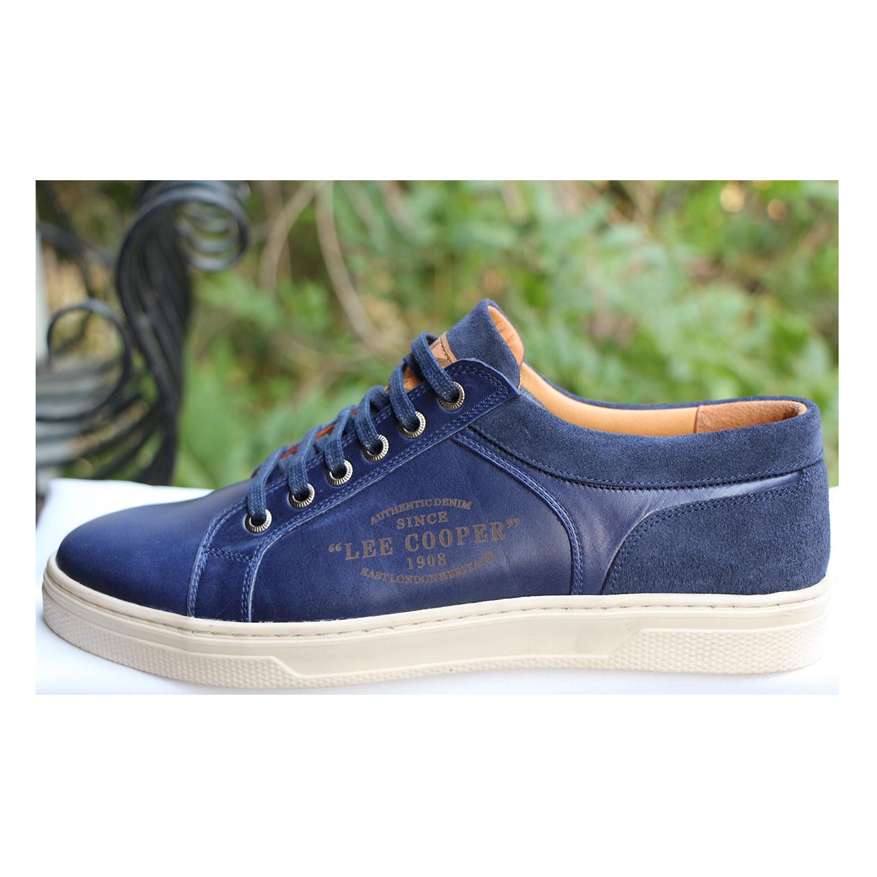 قیمت خرید کفش روزمره مردانه لی کوپر مدل Heritage-nvy اورجینال