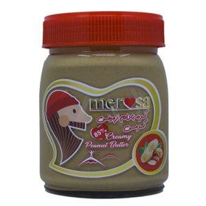 کره بادام زمینی کرمی مروسا - 320 گرم
