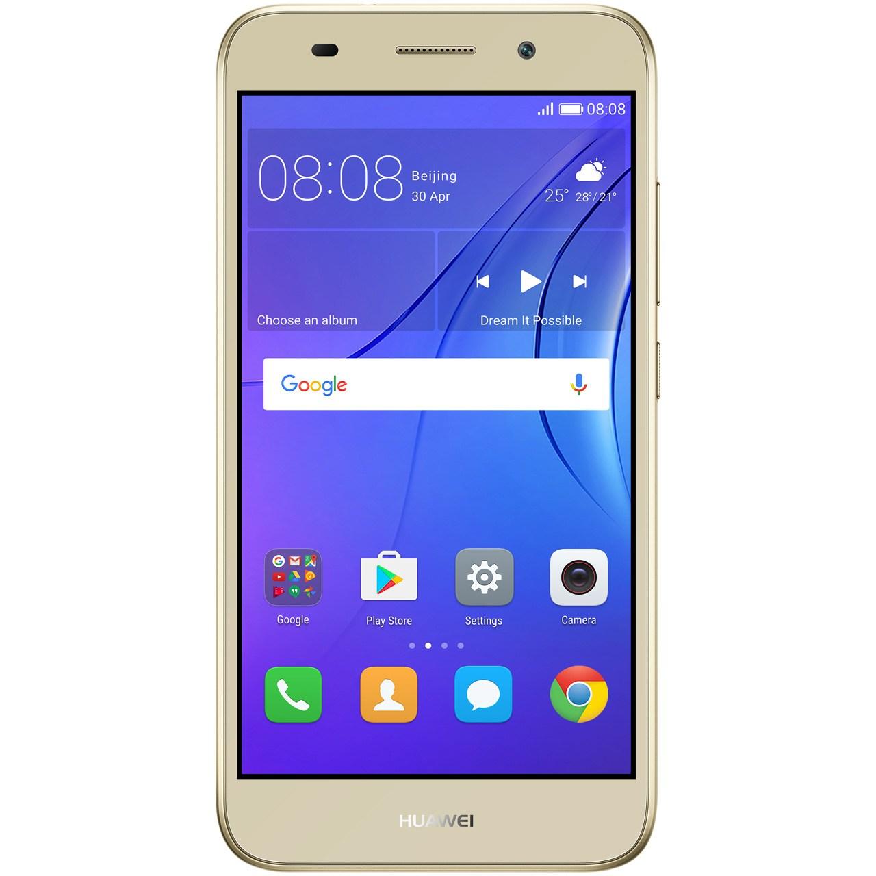 گوشی موبایل هوآوی مدل Y3 2017 4G دو سیم کارت | Huawei Y3 2017 4G Dual SIM Mobile Phone