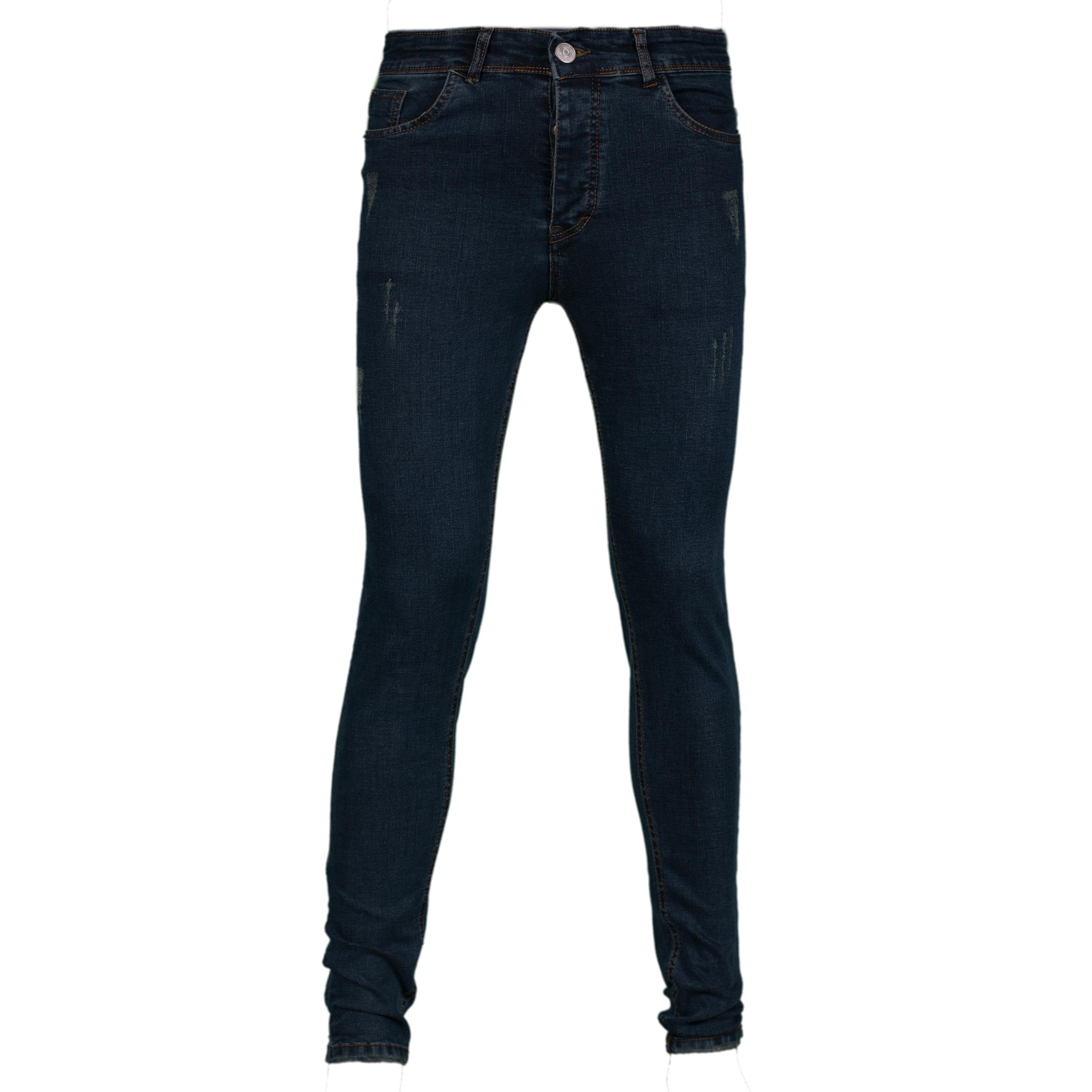 شلوار جین مردانه  کد s17