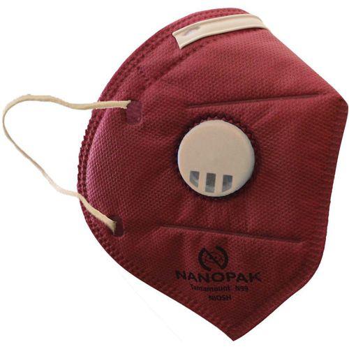 ماسک تنفسی نانو پاک مدل N99 - بسته 5 عددی