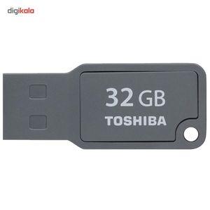 فلش مموری توشیبا مدل Mikawa U201 ظرفیت 32 گیگابایت  Toshiba Mikawa U201 Flash Memory - 32GB