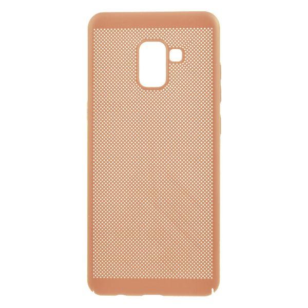کاور مدل Hard Mesh مناسب برای گوشی موبایل سامسونگ Galaxy A8 Plus 2018