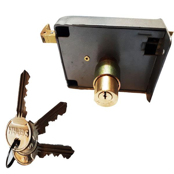 قفل در حیاطی سپه مدل KS