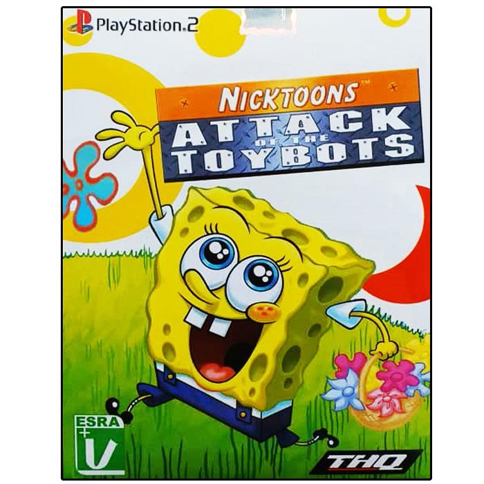 بازی Attack Of The Toy Bots مخصوص ps2