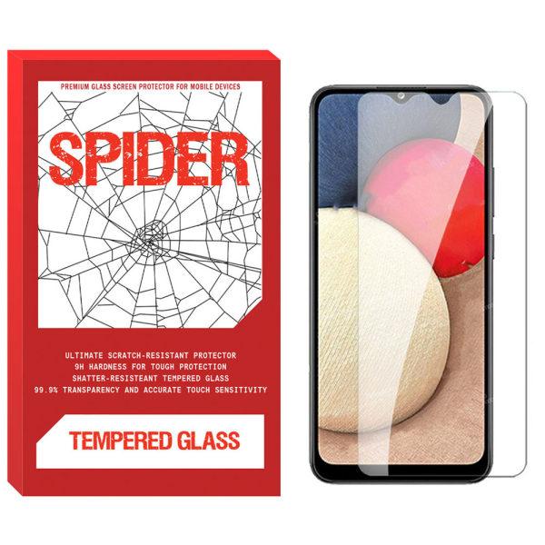 محافظ صفحه نمایش اسپایدر مدل SD-01 مناسب برای گوشی موبایل سامسونگ Galaxy A02