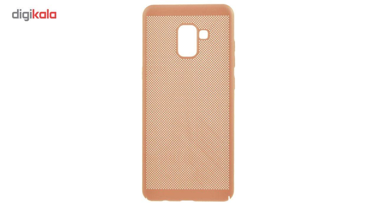 کاور مدل Hard Mesh مناسب برای گوشی موبایل سامسونگ Galaxy A8 Plus 2018 main 1 1