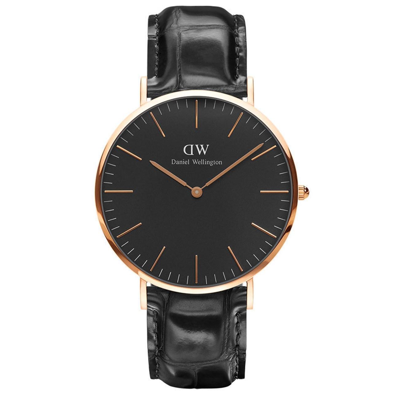 ساعت مچی عقربه ای مردانه دنیل ولینگتون مدل DW00100129