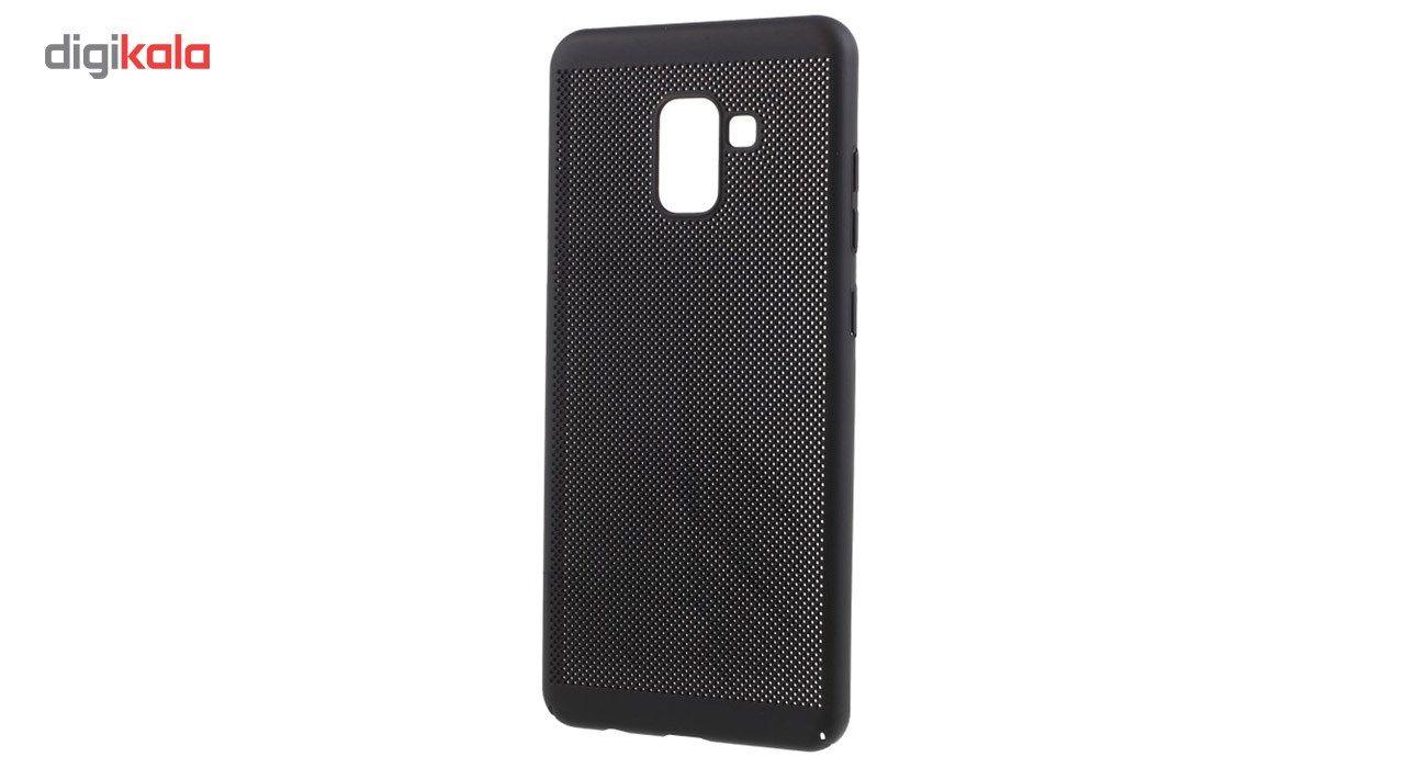کاور مدل Hard Mesh مناسب برای گوشی موبایل سامسونگ Galaxy A8 Plus 2018 main 1 4