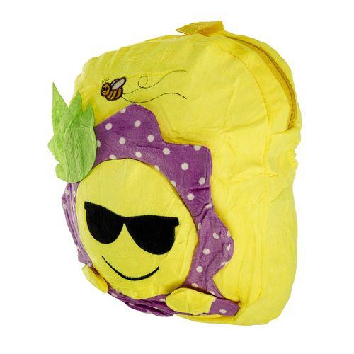 کوله پشتی کودک مدل Purple Sunflower