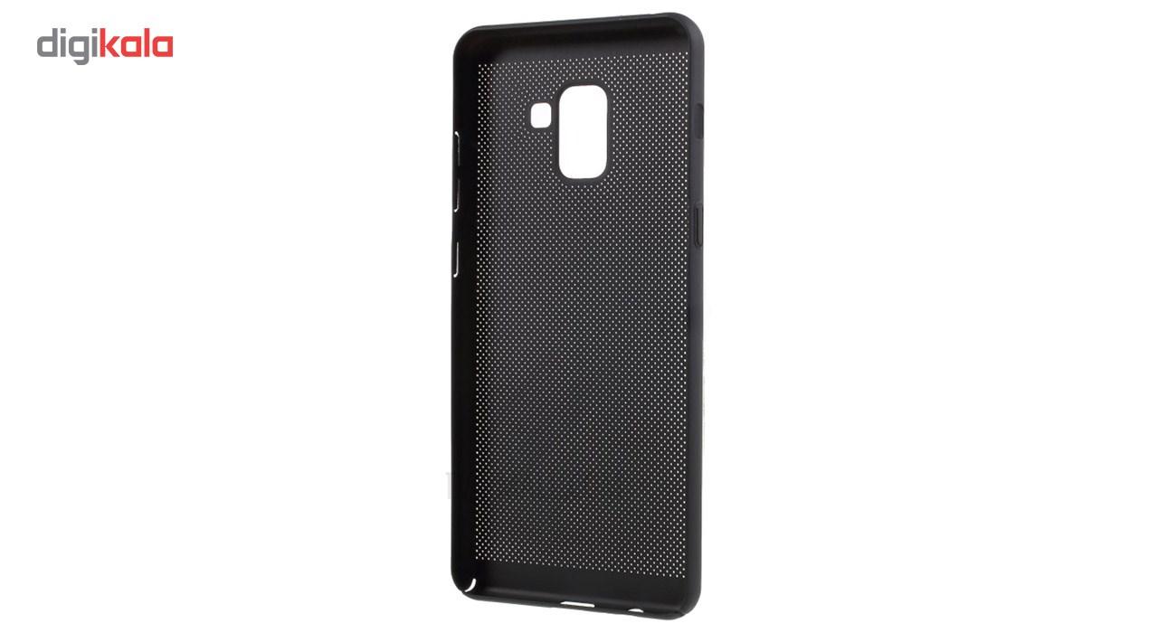 کاور مدل Hard Mesh مناسب برای گوشی موبایل سامسونگ Galaxy A8 Plus 2018 main 1 5