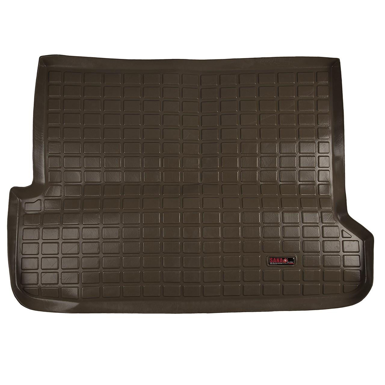 کفپوش سه بعدی صندوق خودرو سانا مناسب برای پژو 405 و پژو پارس