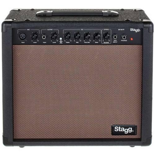 آمپلی فایر گیتار آکوستیک استگ مدل 20 AA R