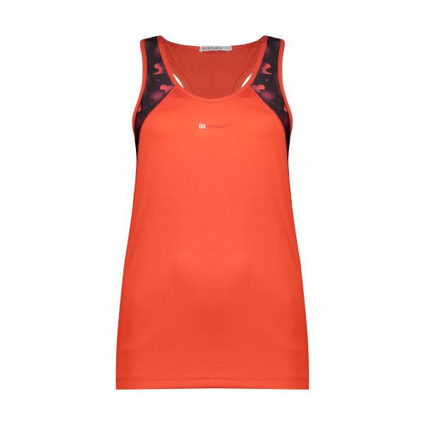 تاپ ورزشی زنانه هالیدی مدل 854902-red