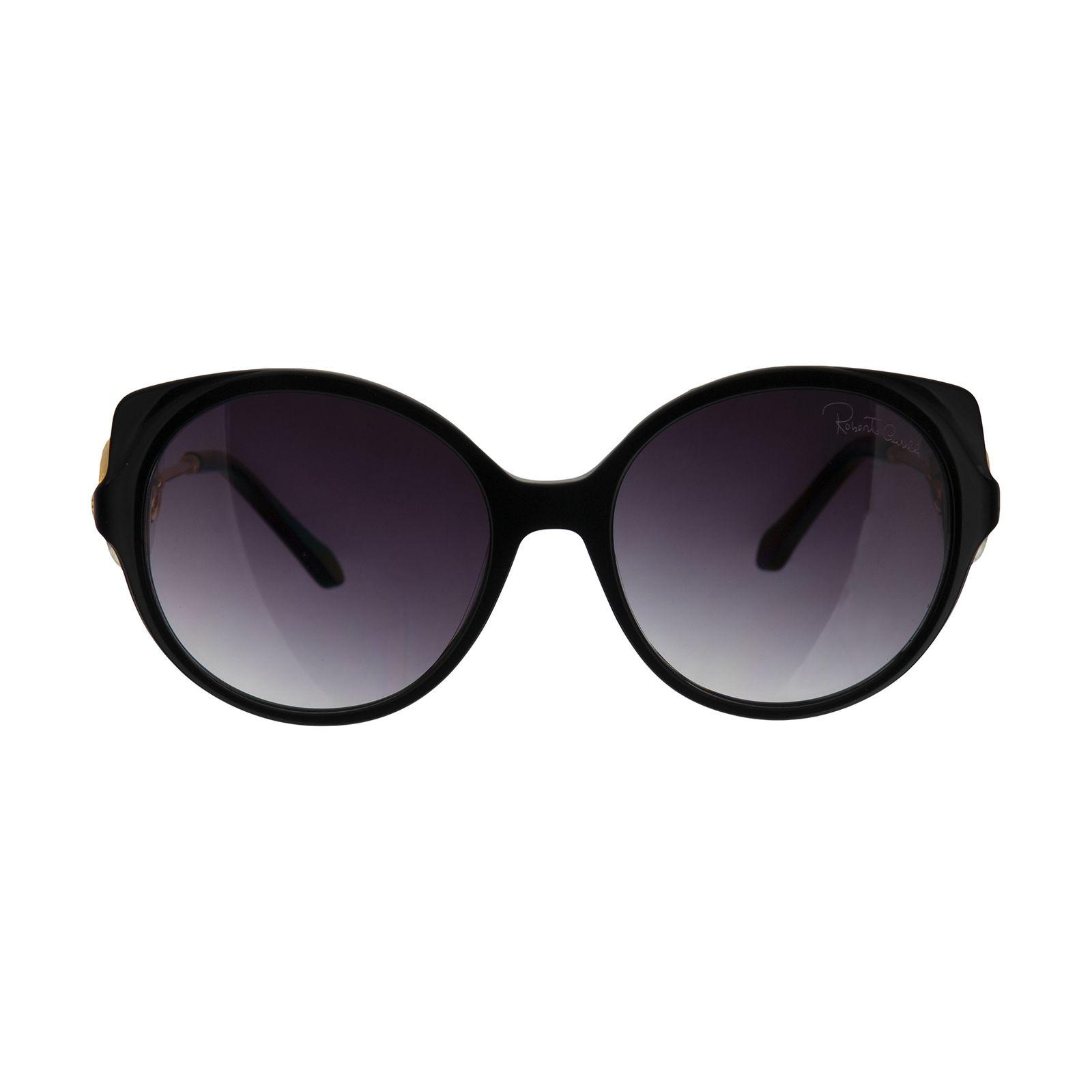 عینک آفتابی زنانه روبرتو کاوالی مدل 1035 -  - 2