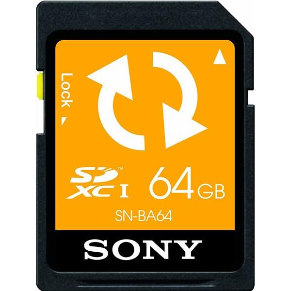 کارت حافظه اس دی 64GB Back Up SD Card SNBA64