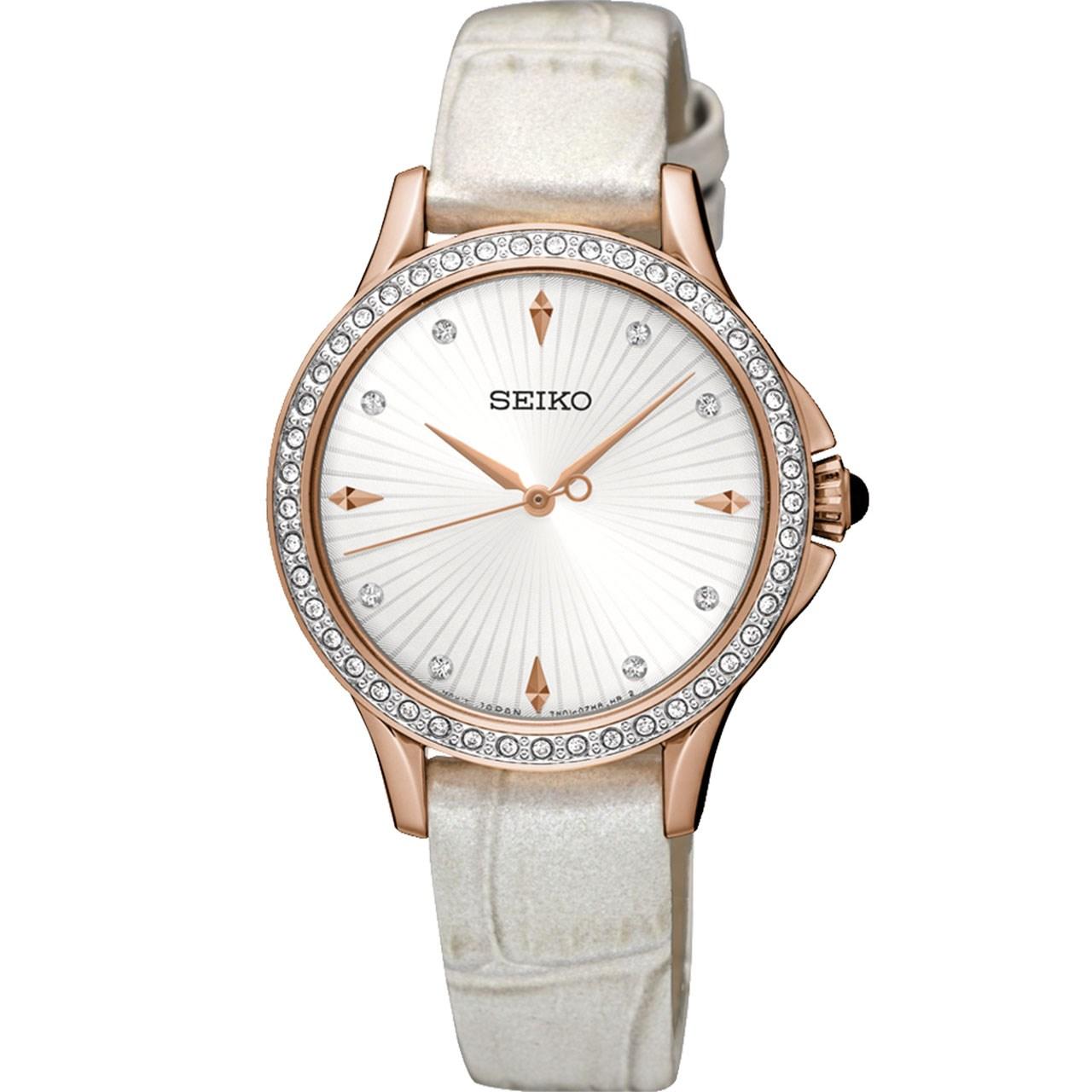 ساعت مچی عقربه ای زنانه سیکو مدل SRZ490P1 33