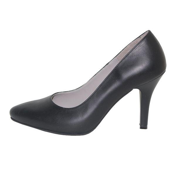 کفش زنانه چرم یاس مدل یلدا