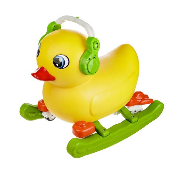 راکر کودک مدل Headphone Duck