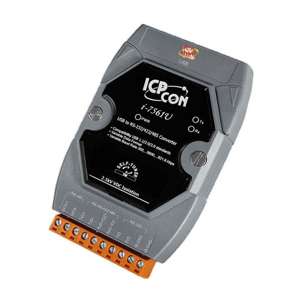 مبدل USB به سریال آی سی پی دس مدل I-7561U