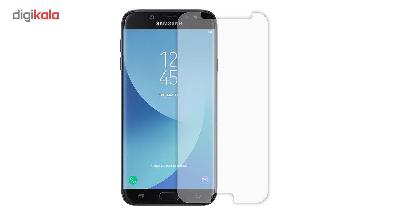 محافظ صفحه نمایش شیشه ای مدل Tempered مناسب برای گوشی موبایل سامسونگ Galaxy J5 Pro main 1 1