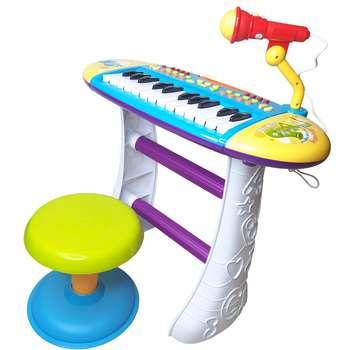 بازی آموزشی ارگ مدل Musical keyboard کد BB383B